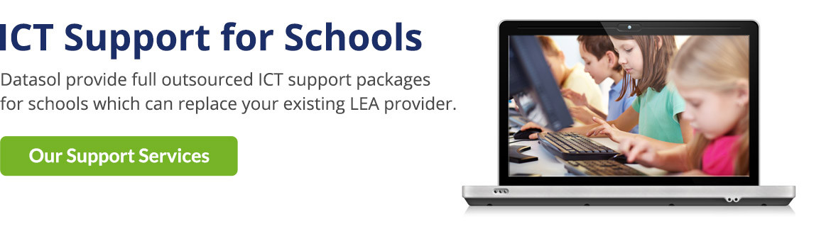 ICT Support for Schools by Datasol